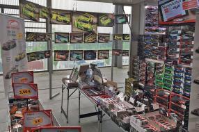 CK-Modelcars am Nürburgring