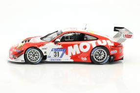 Frikadelli Racing Team Porsche 911 GT3 R (31), Nürburgring 2017