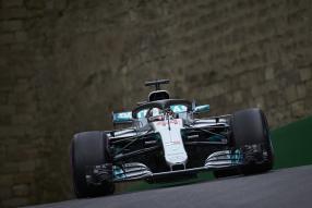 Valtteri Bottas Mercedes-AMG F1 2018