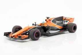 Fernando Alonso McLaren MCL 32 F1 2018 1:18