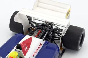 modelcars Toleman Hart #TG184 #F1 1:18