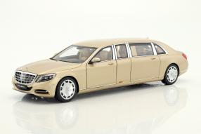Mercedes-Maybach S 600 Pullman 1:18