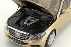 Modellautos Mercedes-Maybach S 600 Pullman 1:18
