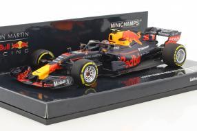 Max Verstappen Red Bull RB14 1:43 Minichamps