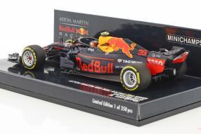 Modellautos Max Verstappen Red Bull RB14 1:43 Minichamps