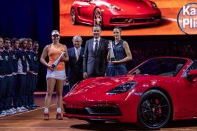 Porsche Tennis Grand Prix 2018