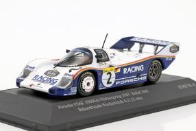Stefan Bellof Modellautos Rekordrunde 1983 1:43