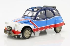 Citroën 2CV Basket 1976 1:18