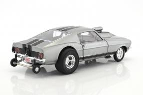 Modelcars Ford Mustang Gasser 1967 1:18