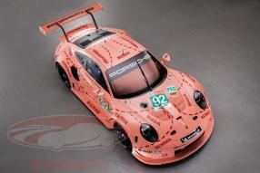 Porsche 911 RSR Pink Pig #Lemans24 2018