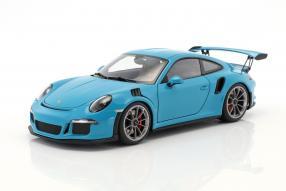 Modellautos Porsche 911 GT3 RS 2016 1:18