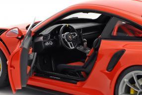 Modelcars Porsche 911 GT3 RS 2016 1:18