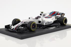 Williams F1 Lance Stroll 2017 1:18