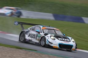 Porsche 911 GT3 R KÜS Team75 Bernhard