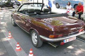 NSU Ro80 Cabrio Eigenbau Classic Days Berlin