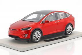 Tesla Model X 1:18