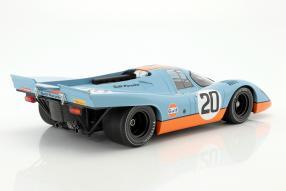 Modelcars Porsche 917 #LEMANS24 1970 1:12