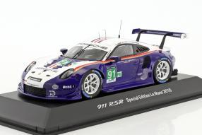 Modellautos Porsche 911 RSR 2018 1:43