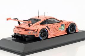 Modelcars Porsche 911 RSR 2018 1:43