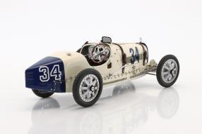 Modelcars Bugatti Typ 35 CMC 1:18