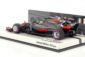 Modellautos Romain Grosjean 1:43
