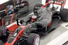 modelcars Romain Grosjean 1:43