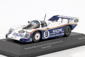 Bellof Porsche 956 Norisring 1983 1:43
