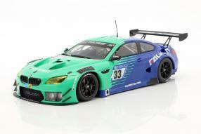 BMW M6 Falken Motorsports 1:18