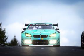 BMW M6 Falken Motorsports Qualifying 24hNBR 2017