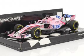 Modellautos Force India Mercedes VJM11 Sergio Pérez 1:43