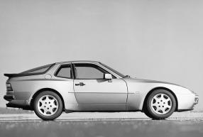 Porsche 944 Turbo S 1988
