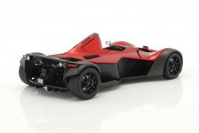 Modelcars  BAC Mono 2011 1:18