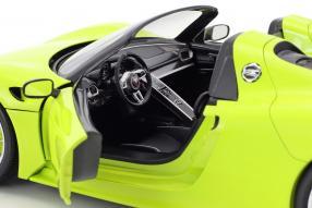 modelcars Porsche 918 Sypder 2015 1:18