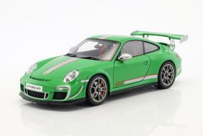 Porsche 911 GT3 RS 997 II 2011 1:18
