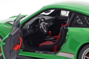 Modelcars Porsche 911 GT3 RS 997 II 2011 1:18