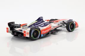 Modellautos Formel E Nick Heidfeld Mahindra 1:18 Greenlight