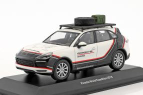 Porsche Cayenne III World Expedition 1:43