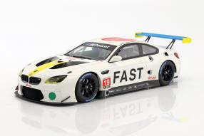 BMW M6 Art Car Baldessari 1:18