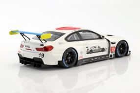 Modellautos BMW M6 Art Car Baldessari 1:18