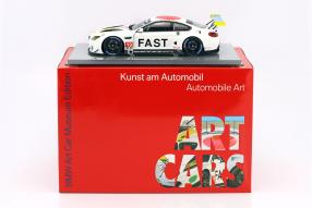 Modelcars BMW M6 Art Car Baldessari 1:18