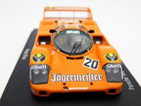 Brun-Porsche 956 Jägermeister 1:43 Hockenheim