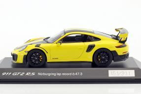 Modellautos Porsche 911 GT2 RS 2018 1:43