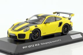 modelcas Porsche 911 GT2 RS 2018 1:43