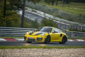Porsche 911 GT2 RS 2018 Rekordrunde Nuerburgring