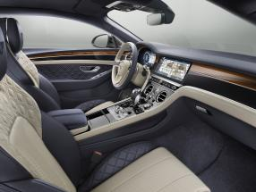 Modellautos Bentley New Continental 2018 Interior