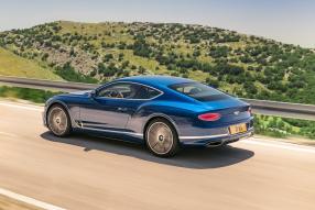 Bentleys New Continental 2018