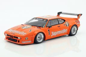 BMW M1 Kurt König 1:18