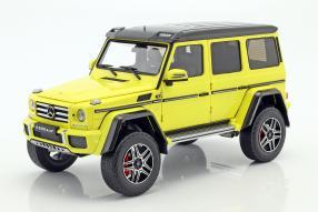 Modellautos Mercedes-Benz G500 4x4 1:18