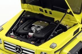Modelcars Mercedes-Benz G500 4x4 1:18
