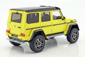 Mercedes-Benz G500 4x4 1:18